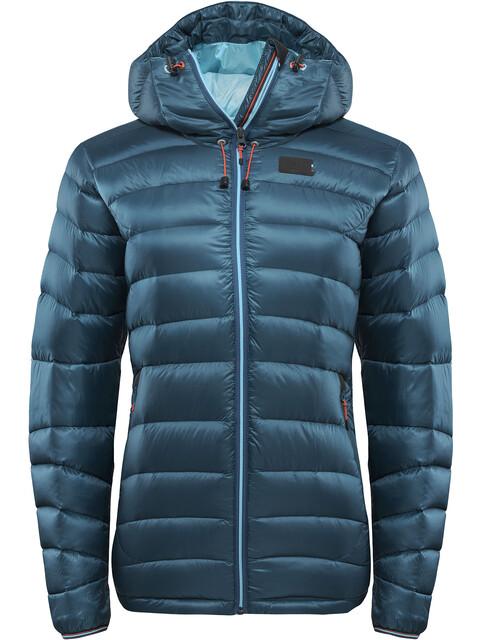 Elevenate W's Agile Jacket Petrol Blue